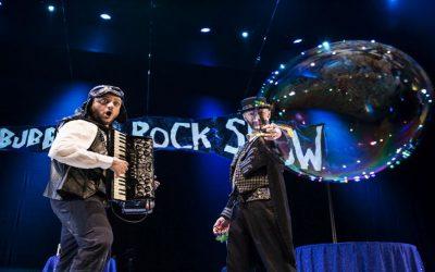 The Bubbles Rock Show per la Giornata Mondiale della Salute Mentale (BAM – Milano)