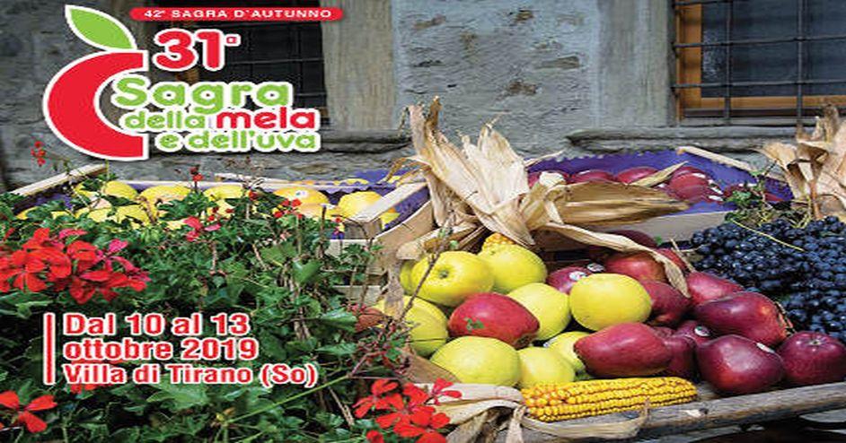 """Billy Bolla a Villa di Tirano (SO) per la """"31° Sagra della mela e dell'uva"""""""