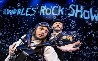 """The Bubbles Rock Show presso """"Auditorium Anna Marchesini"""" – Settimo Milanese (Mi)"""