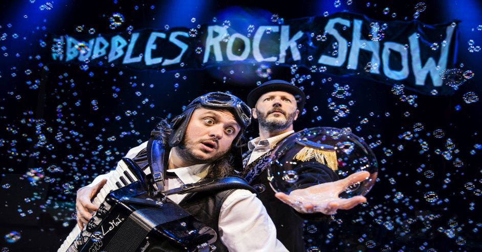 "The Bubbles Rock Show presso ""Auditorium Anna Marchesini"" – Settimo Milanese (Mi)"