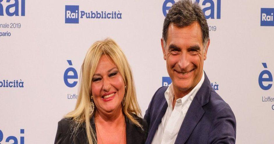 """Billy Bolla ospite di Tiberio Timperi e Monica Setta a """"Uno Mattina in famiglia"""" – Rai 1"""