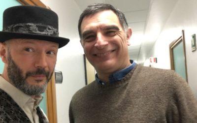"""Video della partecipazione di Billy Bolla a """"Uno Mattina in Famiglia"""" – Rai 1"""