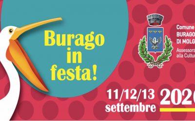 Billy Bolla per Burago in Festa 2020 (Burago di Molgora -MB-)